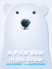 A Polar Bear in the Snow Cover Image