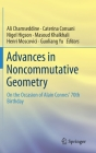 Advances in Noncommutative Geometry: On the Occasion of Alain Connes' 70th Birthday Cover Image