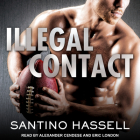 Illegal Contact (Barons #1) Cover Image