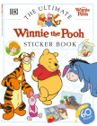 Ultimate Sticker Book: Winnie the Pooh Cover Image