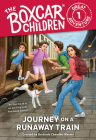 Journey on a Runaway Train (The Boxcar Children Great Adventure #1) Cover Image