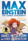 Max Einstein: The Genius Experiment Cover Image
