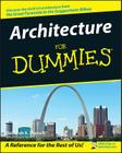 Architecture for Dummies Cover Image