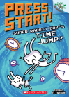 Super Rabbit Boy's Time Jump!: Branches Book (Press Start! #9) Cover Image