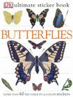 Ultimate Sticker Book: Butterflies: More Than 60 Reusable Full-Color Stickers Cover Image