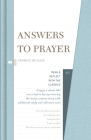 Answers to Prayer (Read and Reflect with the Classics) Cover Image