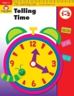 Telling Time, Grades 1-2 (Learning Line) Cover Image
