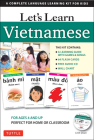 Let's Learn Vietnamese Kit: A Complete Language Learning Kit for Kids (64 Flashcards, Audio CD, Games & Songs, Learning Guide and Wall Chart) Cover Image