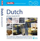 Berlitz Dutch Phrase Book & Dictionary [With CD (Audio)] Cover Image