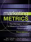 Marketing Metrics: The Manager's Guide to Measuring Marketing Performance Cover Image