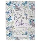 Coloring Book the Psalms in Color Cover Image