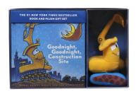 Goodnight, Goodnight, Construction Site [With Plush and Mini Book] Cover Image