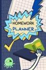 Homework Planner Cover Image