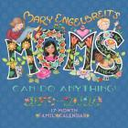 Mary Engelbreit's Moms Can Do Anything! 2019-2020 17-Month Family Wall Calendar Cover Image