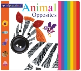 Alphaprints: Animal Opposites Cover Image