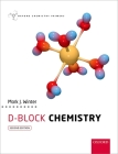 D-Block Chemistry (Oxford Chemistry Primers) Cover Image