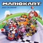 Mario Kart 2022 Wall Calendar Cover Image