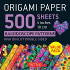 Origami Paper 500 Sheets Kaleidoscope Patterns 4