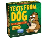 Texts from Dog 2022 Day-to-Day Calendar Cover Image