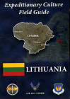 Expeditionary Culture field Guide: Lithuania: Lithuania Cover Image