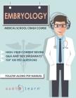 Embryology - Medical School Crash Course Cover Image
