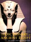 The Dictionary of Ancient Egypt Cover Image