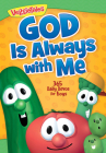 God Is Always with Me: 365 Daily Devos for Boys (VeggieTales) Cover Image