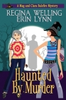Haunted by Murder: A Witch Cozy Mystery: Large Print Cover Image