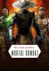 Wie man zeichnet Mortal Kombat: Schritt für Schritt Mortal Kombat Zeichnung Buch für Kinder und Erwachsene Cover Image