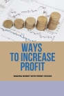 Ways To Increase Profit: Making Money With Penny Stocks: Become An Investor In A Business Cover Image