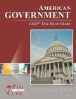 American Government CLEP Test Study Guide Cover Image