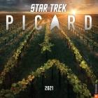 Star Trek: Picard 2021 Wall Calendar Cover Image