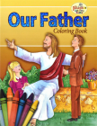 Coloring Book about the Our Father Cover Image