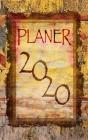 Planer 2020: Wochenplaner für das Kalenderjahr 2020 I jeder Tag bietet viel Platz zum Schreiben von Notizen und Termine I ToDo-List Cover Image