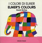 Elmer's Colours (English–Italian) (Elmer series) Cover Image