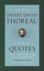 The Daily Henry David Thoreau: A Year of Quotes from the Man Who Lived in Season Cover Image