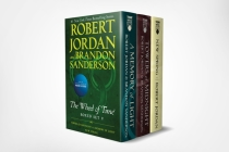 Wheel of Time Premium Boxed Set V: Book 13: Towers of Midnight, Book 14: A Memory of Light, Prequel: New Spring Cover Image