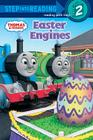 Easter Engines (Thomas & Friends) (Step into Reading) Cover Image