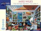 Mike Wilks: The Ultimate Alphabet: The Letter P 1,000-Piece Jigsaw Puzzle Cover Image