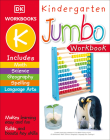 Jumbo Kindergarten Workbook Cover Image