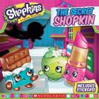 The Secret Shopkin (Shopkins: 8x8) Cover Image