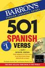 Barron's 501 Spanish Verbs [With CDROM and CD (Audio)] Cover Image