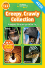 National Geographic Readers: Creepy Crawly Collection Cover Image