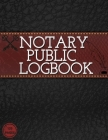 Notary Public Log Book: Notary Book To Log Notorial Record Acts By A Public Notary Vol-4 Cover Image
