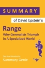 Summary of David Epstein's Range: Why Generalists Triumph in A Specialized World Cover Image