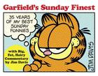 Garfield's Sunday Finest: 35 Years of My Best Sunday Funnies Cover Image