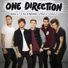 2021-2022 ONE DIRECTION Wall Calendar: One Direction's High Quality Photos (8.5x8.5 Inches Large Size) 18 Months Wall Calendar Cover Image