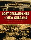 Lost Restaurants of New Orleans Cover Image