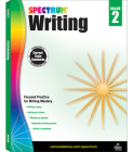 Spectrum Writing, Grade 2 Cover Image