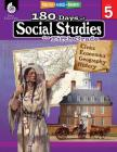 180 Days of Social Studies for Fifth Grade: Practice, Assess, Diagnose (180 Days of Practice) Cover Image